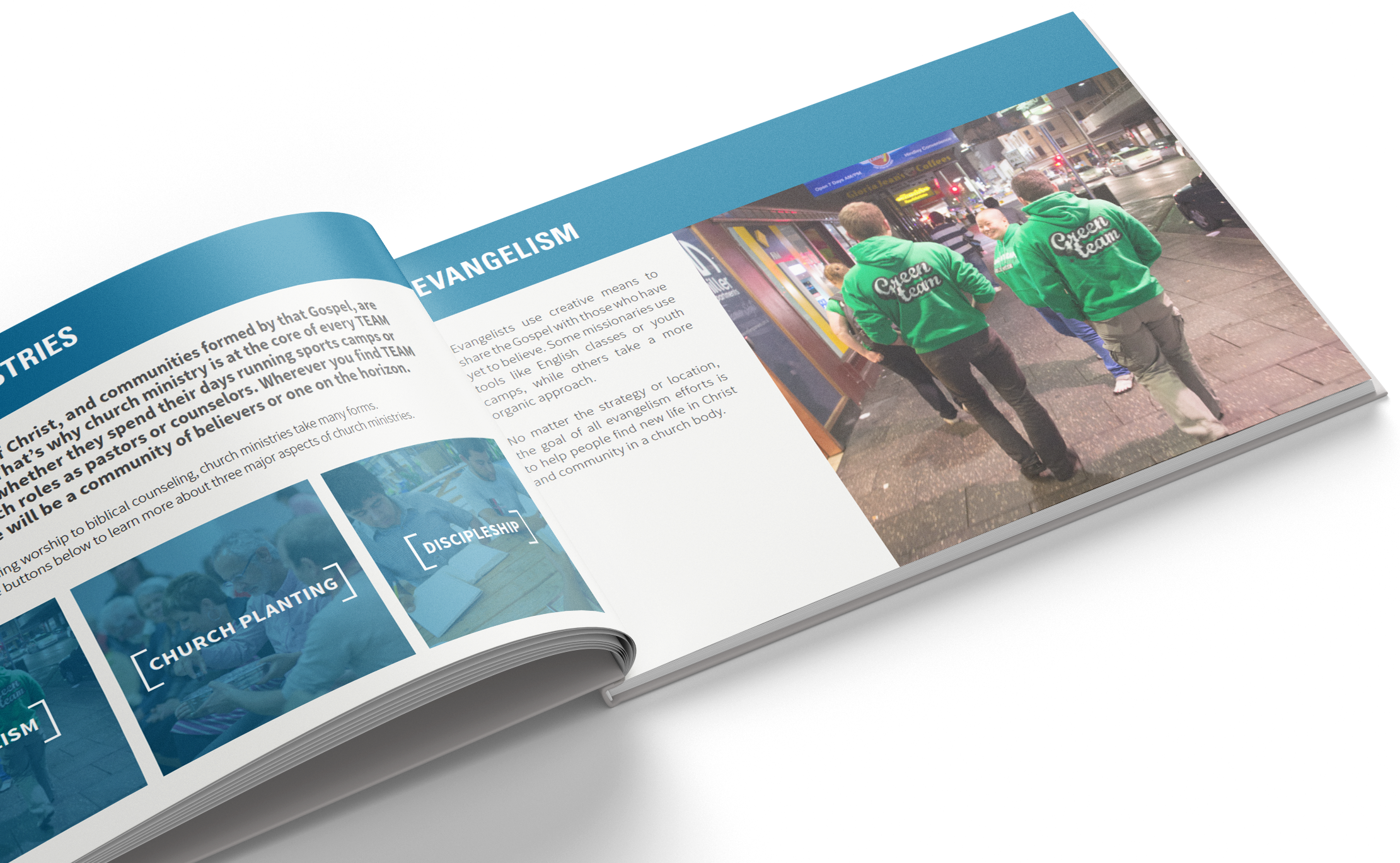Download your TEAM Church Ministries Guide